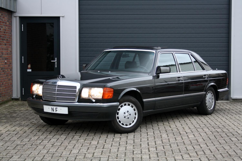 Mercedes Benz 560SEL W126 Kopen Bij NF Automotive