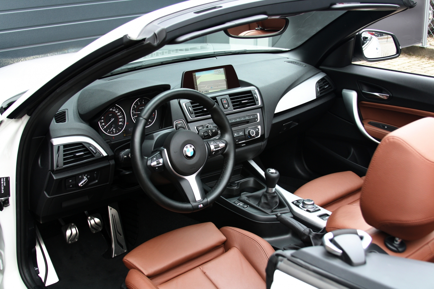 BMW I Convertible F MPackage Performance Kopen Bij NF - Bmw 220i