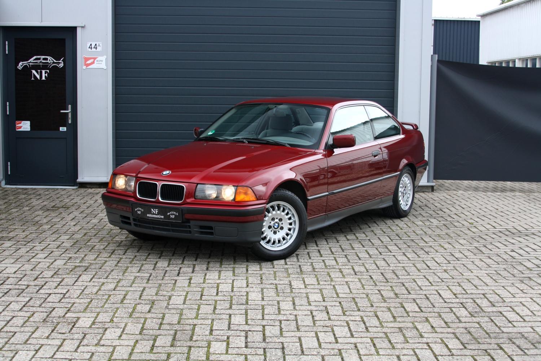 Bmw 318is E36 Coupe 1st Owner 1 Dealer Kopen Bij Nf Automotive