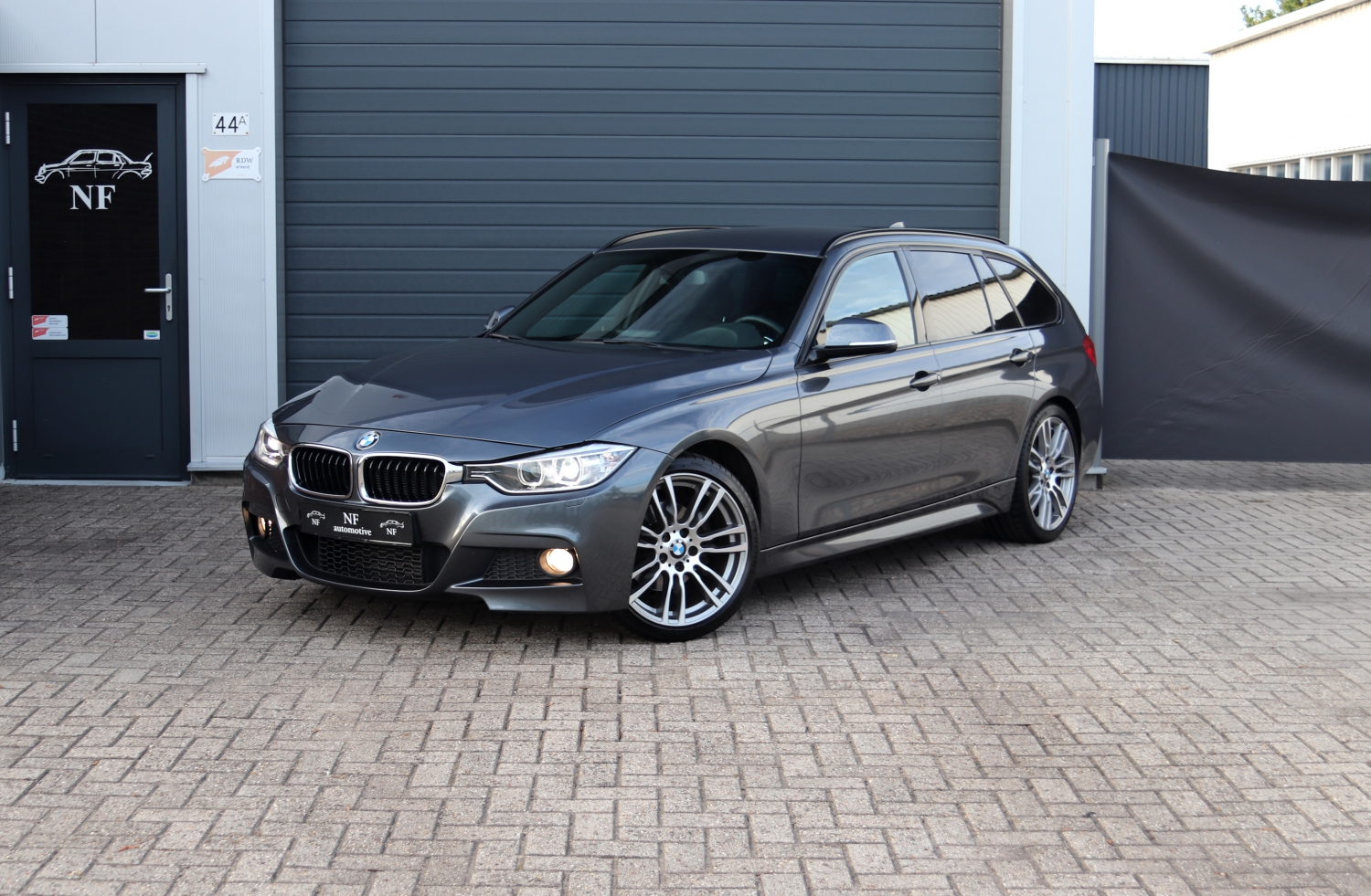 bmw 320d touring f31 m sportpakket kopen bij nf automotive. Black Bedroom Furniture Sets. Home Design Ideas
