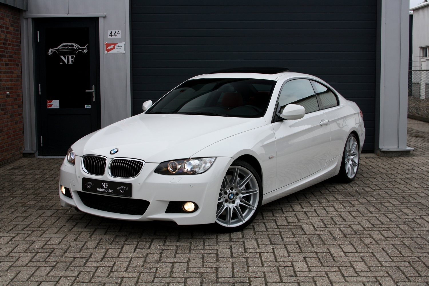 bmw 335i coupé high executive e92 kopen bij nf automotive