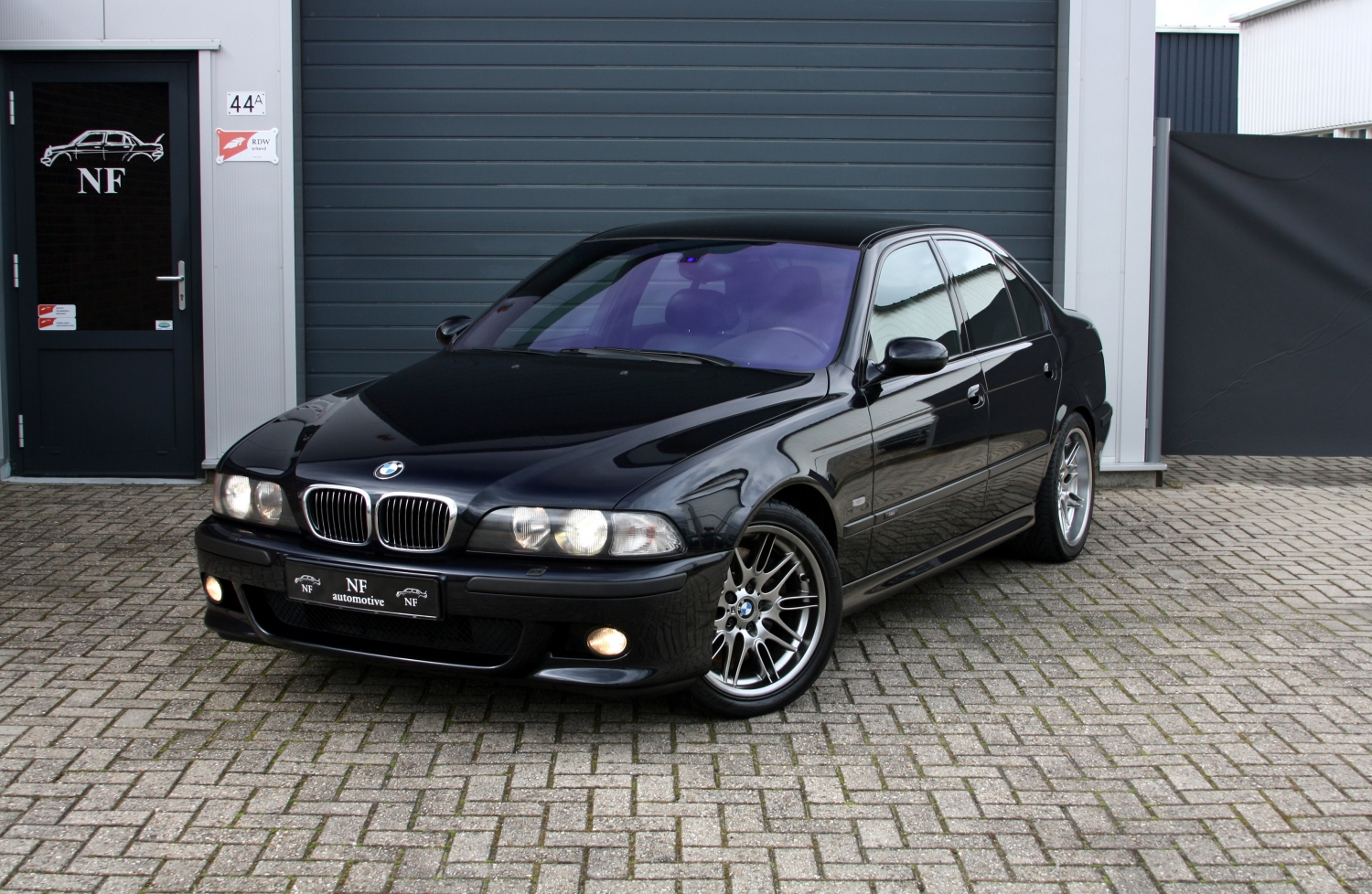bmw m5 e39 original 1st owner 1st paint 1 dealer kopen. Black Bedroom Furniture Sets. Home Design Ideas