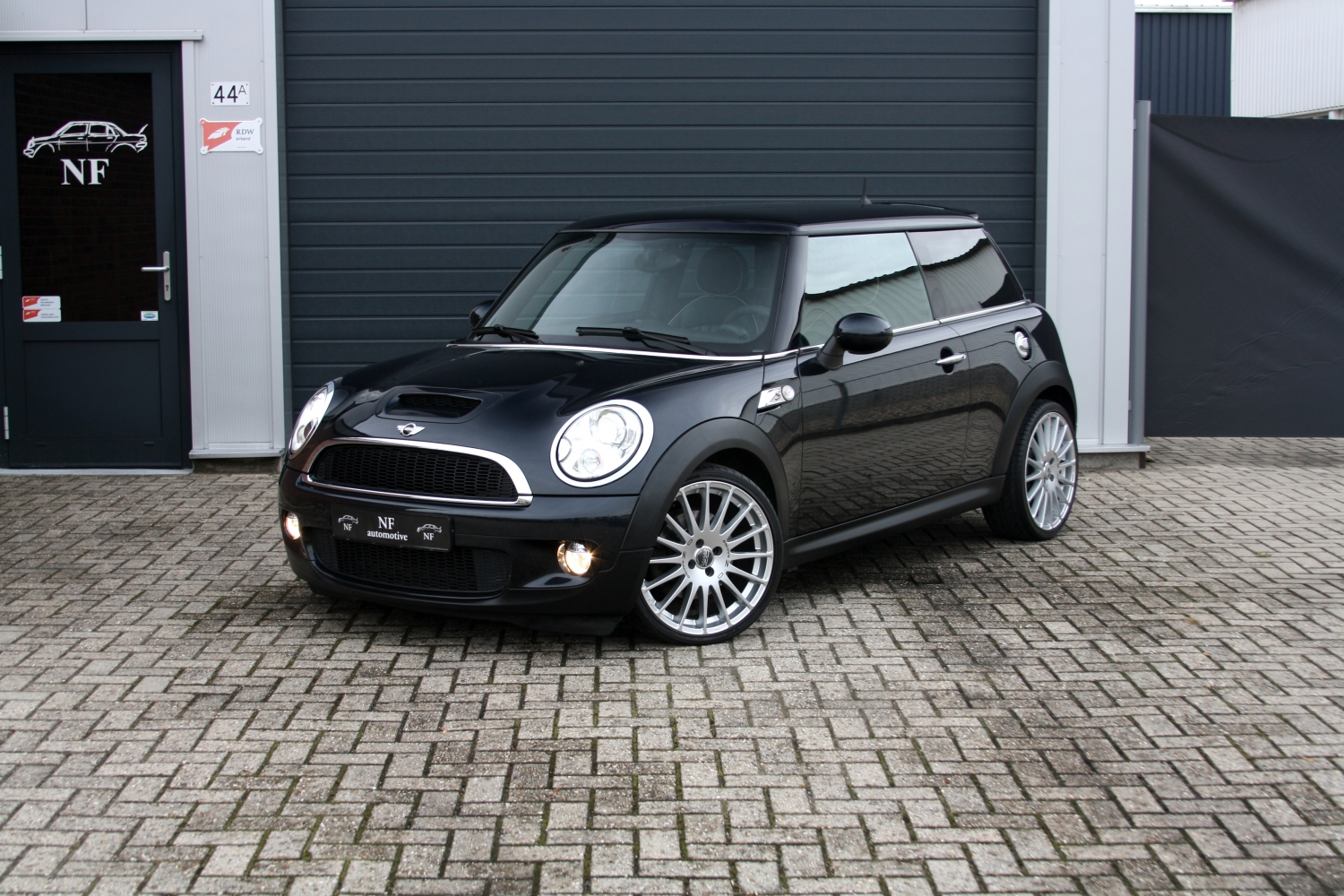 mini cooper s r56 chili kopen bij nf automotive. Black Bedroom Furniture Sets. Home Design Ideas