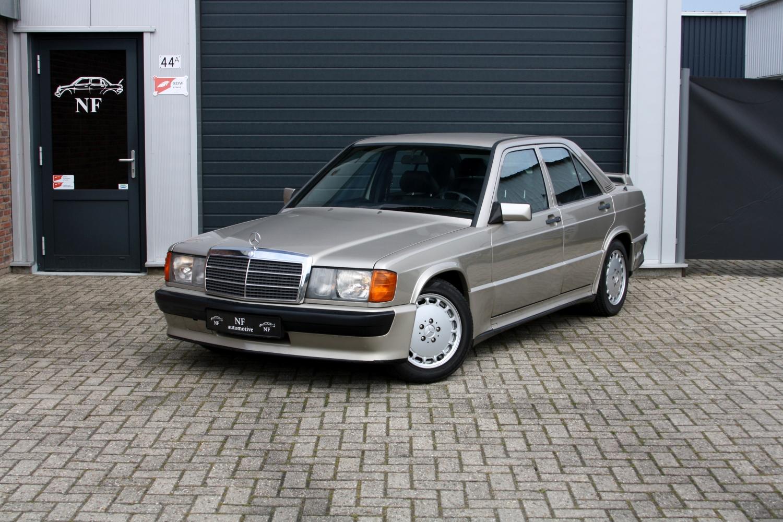 Mercedes benz 190e 2 3 16v w201 cosworth kopen bij nf for Mercedes benz of ohio