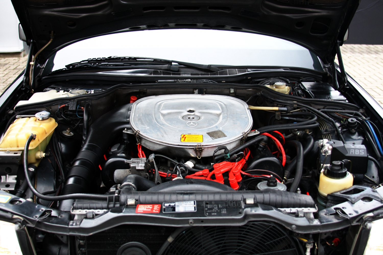 560 Sec Engine Software Help Mercedes Benz M117 560sec C126 1987 121