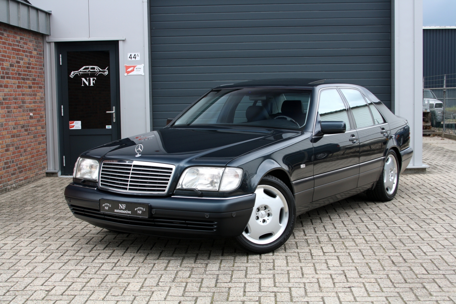 Mercedes benz s600 w140 original kopen bij nf automotive for Mercedes benz of louisville