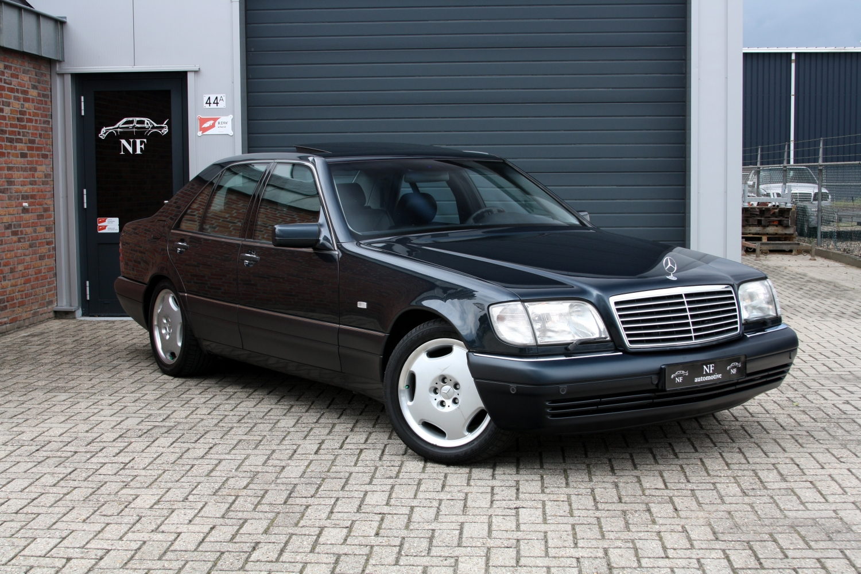 Mercedes benz s600 w140 original kopen bij nf automotive for Mercedes benz original