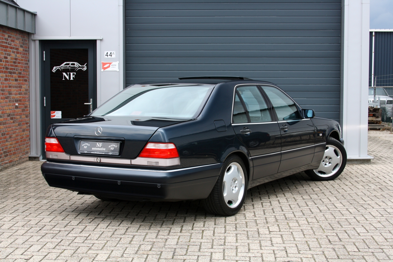 Mercedes W140 titivation - Page 1 - Readers' Cars - PistonHeads